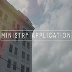 Ministry Application